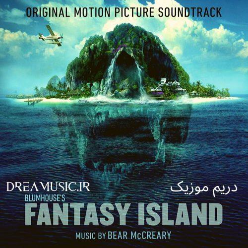 آلبوم ترسناک موسیقی متن فیلم جزیره فانتزی (Fantasy Island)
