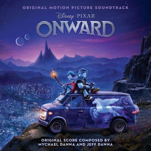 آلبوم جذاب موسیقی متن انیمیشن Onward (به پیش)