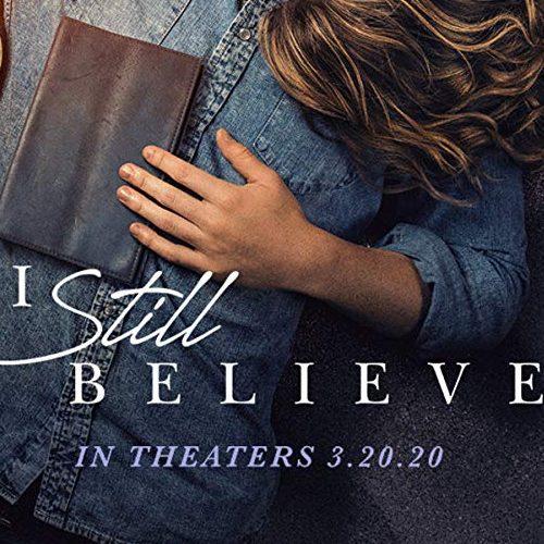 آلبوم زیبای موسیقی متن فیلم I Still Believe (هنوز باور دارم)