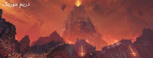 ترشح آدرنالین با موسیقی متن بازی دوم اترنال (DOOM Eternal)