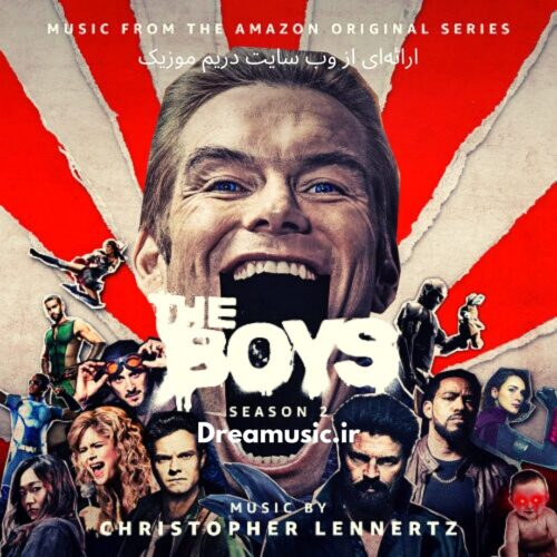 آلبوم هیجان انگیز موسیقی متن سریال پسرها (The Boys)
