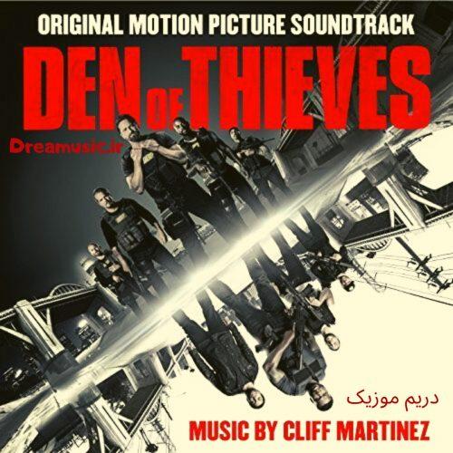 آلبوم اکشن موسیقی متن فیلم کمینگاه دزدان (Den of Thieves)