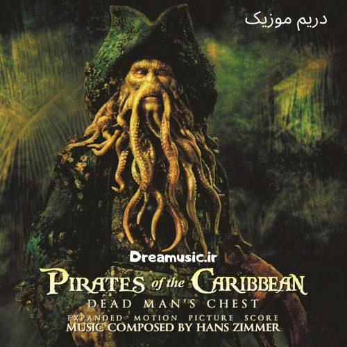 دانلود موسیقی متن فیلم دزدان دریایی کارائیب صندوقچه مرد مرده (Pirates of the Caribbean: Dead Man's Chest)