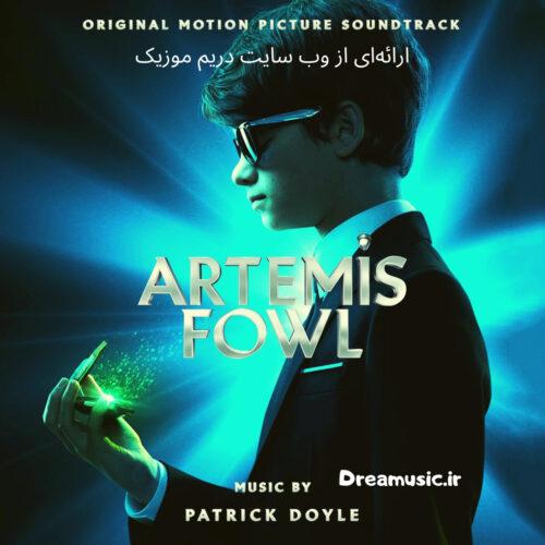 آلبوم شنیدنی موسیقی متن فیلم آرتمیس فاول (Artemis Fowl)