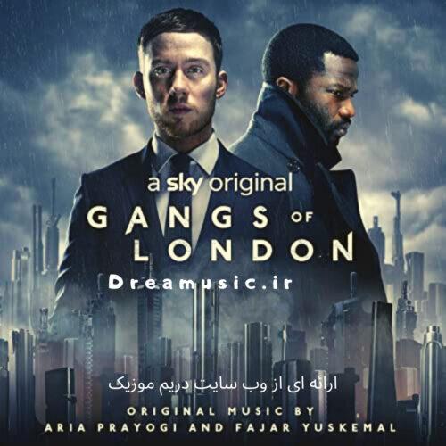 آلبوم خفن موسیقی متن سریال Gangs of London