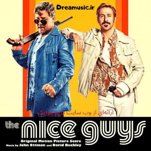 آلبوم زیبای موسیقی متن فیلم The Nice Guys (مردان خوب)