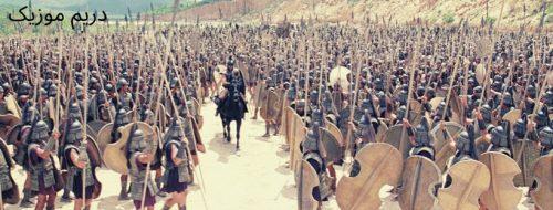آلبوم جنگی موسیقی متن فیلم تروآ (Troy)
