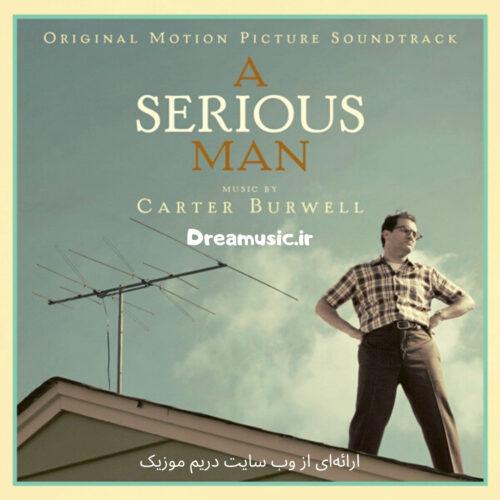 آلبوم شنیدنی موسیقی متن فیلم A Serious Man (مردی جدی)