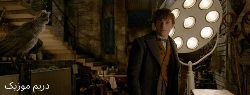 آلبوم موسیقی متن فیلم Fantastic Beasts The Crimes of Grindelwald