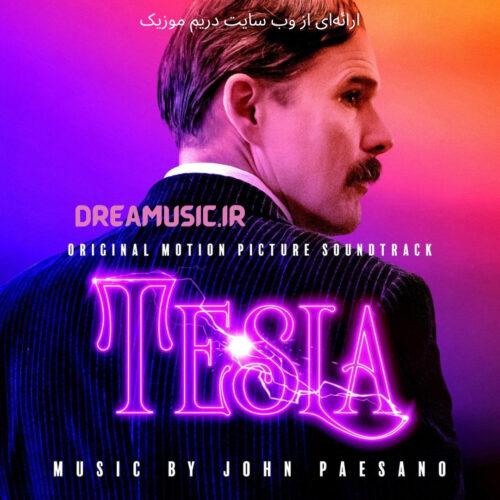 آلبوم شنیدنی موسیقی متن فیلم Tesla (تسلا)