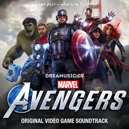 آلبوم خارق العاده موسیقی متن بازی Avengers (انتقام جویان)