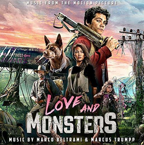 آلبوم زیبای موسیقی متن فیلم Love and Monsters (عشق و هیولاها)