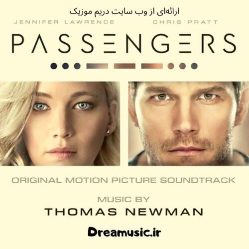 آلبوم بینظیر موسیقی متن فیلم Passengers (مسافران)