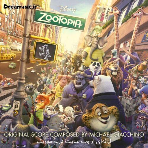 آلبوم بسیار جذاب موسیقی متن انیمیشن زوتوپیا (Zootopia)