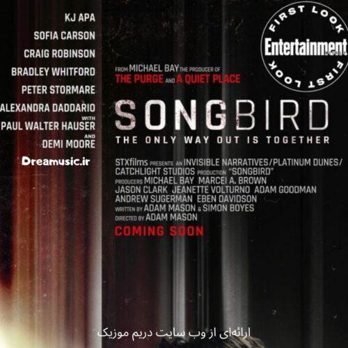 آلبوم خارق العاده موسیقی متن فیلم Songbird (پرنده آوازخوان)