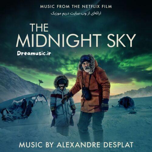 آلبوم استثنایی موسیقی متن فیلم The Midnight Sky (آسمان نیمه شب)