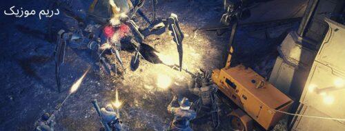 آلبوم هیجان انگیز موسیقی متن بازی Wasteland 3 (ویستلند 3)