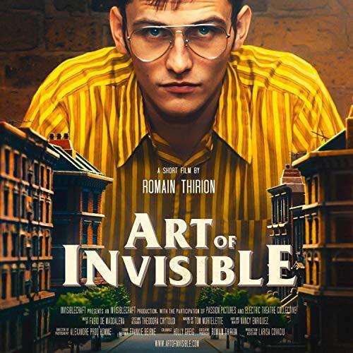 دانلود موسیقی متن فیلم Art of Invisible (هنر نامرئی بودن)