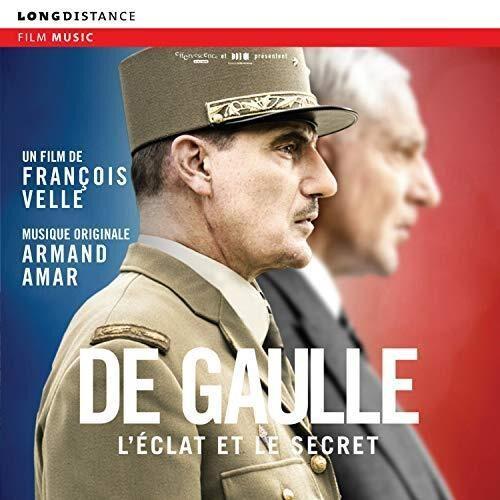 دانلود موسیقی متن سریال De Gaulle, l'éclat et le secret