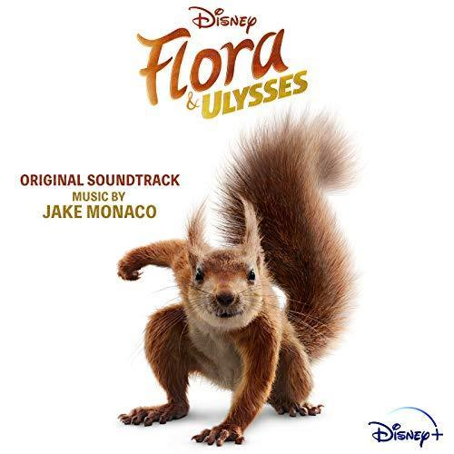 دانلود موسیقی متن فیلم Flora & Ulysses (فلورا و اولیس)