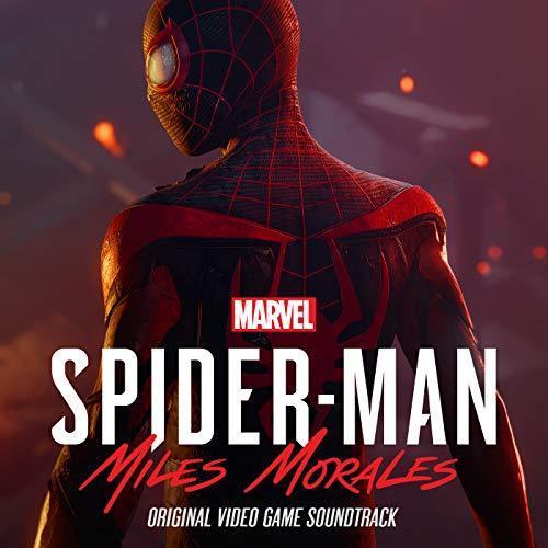 دانلود موسیقی متن بازی Spider-Man Miles Morales