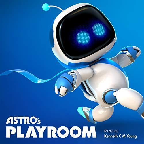 دانلود موسیقی متن بازی Astro's Playroom