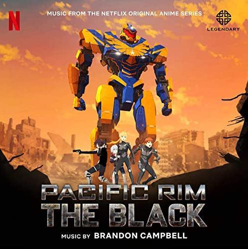 دانلود موسیقی متن انیمیشن Pacific Rim The Black