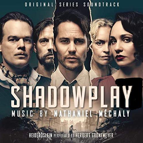 دانلود موسیقی متن سریال Shadowplay (بازی سایه)