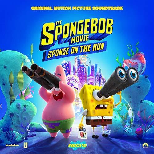 دانلود موسیقی متن انیمیشن The SpongeBob Movie: Sponge on the Run