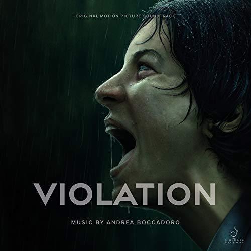 دانلود موسیقی متن فیلم Violation (تخلف)
