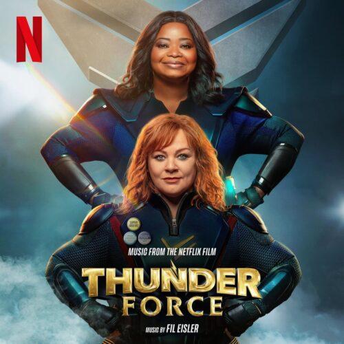 دانلود موسیقی متن فیلم Thunder Force (نیروی تندر)