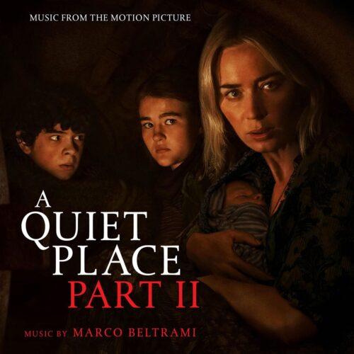 دانلود موسیقی متن فیلم A Quiet Place Part II (یک جای ساکت بخش 2)