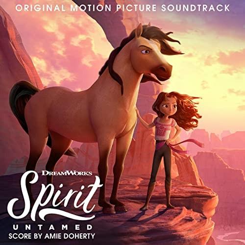 دانلود موسیقی متن انیمیشن Spirit Untamed