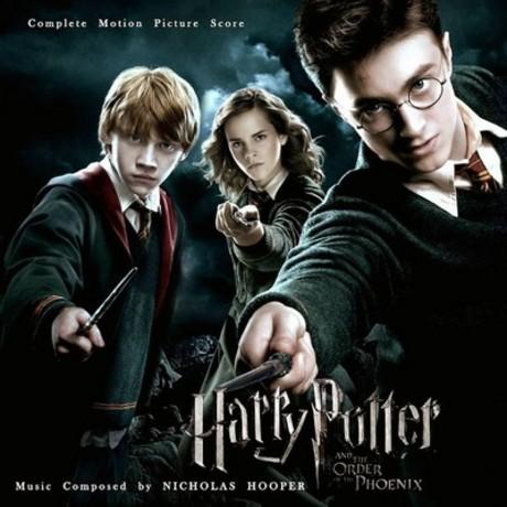 دانلود موسیقی متن فیلم Harry Potter and the Order of the Phoenix