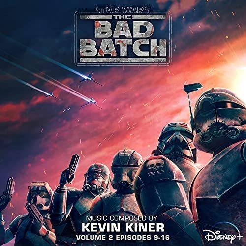دانلود موسیقی متن سریال Star Wars The Bad Batch (جنگ ستارگان: بد بچ)