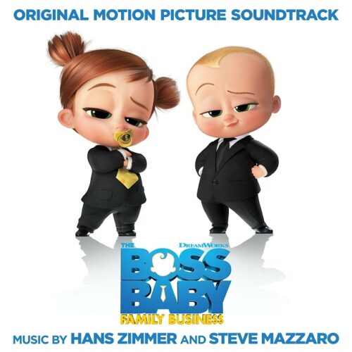 دانلود موسیقی متن انیمیشن The Boss Baby Family Business