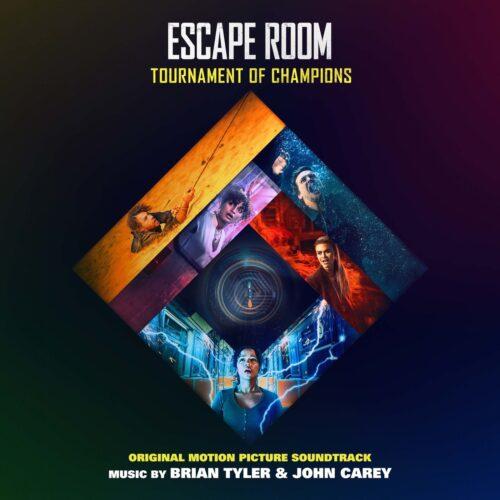 دانلود موسیقی متن فیلم Escape Room Tournament of Champions