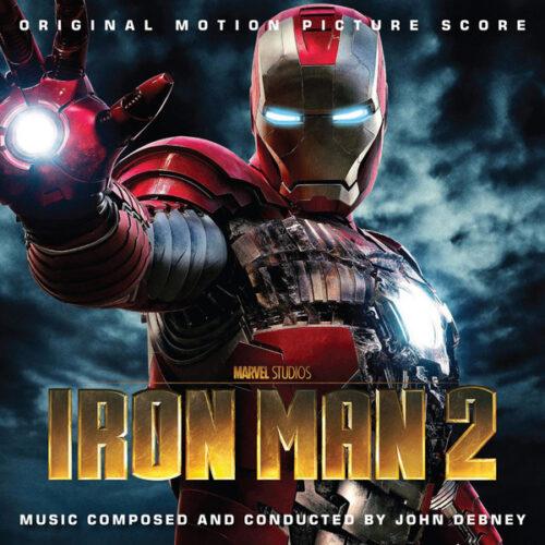 دانلود موسیقی متن فیلم Iron man 2 (مرد آهنی 2)