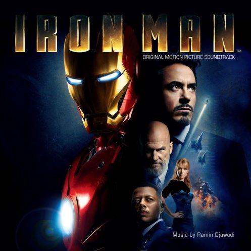 دانلود موسیقی متن فیلم Iron Man (مرد آهنی)
