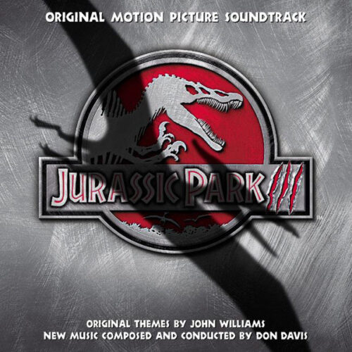 دانلود موسیقی متن فیلم Jurassic Park III (پارک ژوراسیک 3)