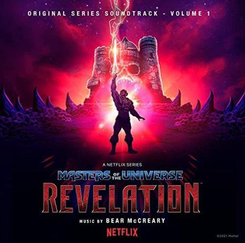 دانلود موسیقی متن سریال Masters of the Universe Revelation