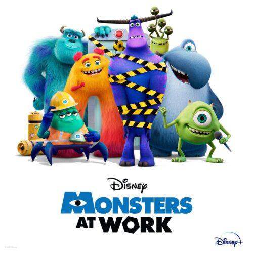 دانلود موسیقی متن انیمیشن Monsters at Work (هیولاها در سرکار)