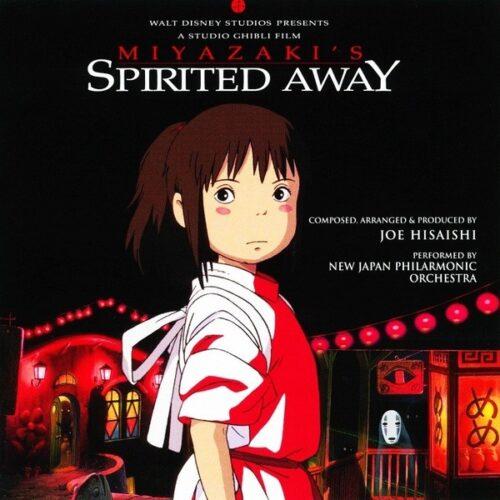 دانلود موسیقی متن انیمیشن Spirited Away (شهر اشباح)