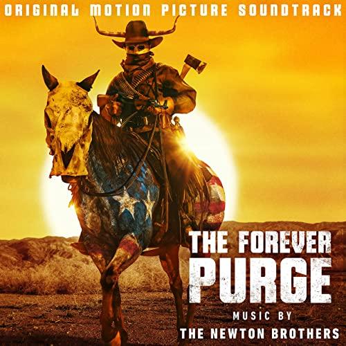 دانلود موسیقی متن فیلم The Forever Purge (پاکسازی ابدی)