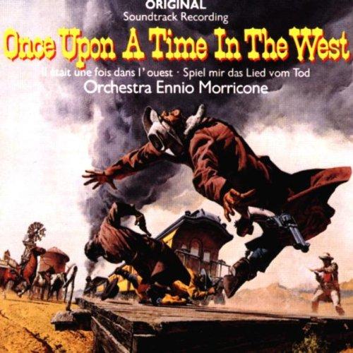 دانلود موسیقی متن فیلم Once Upon a Time in the West