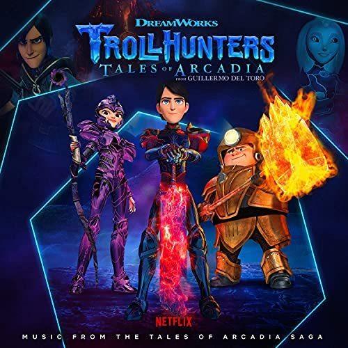 دانلود موسیقی متن انیمیشن Tales of Arcadia Trollhunters