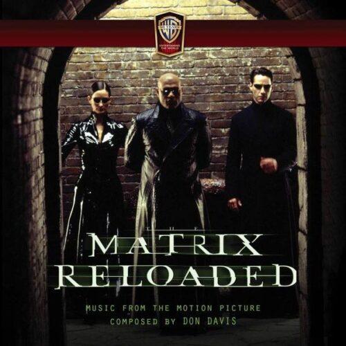 دانلود موسیقی متن فیلم The Matrix Reloaded (ماتریکس بارگذاری مجدد)