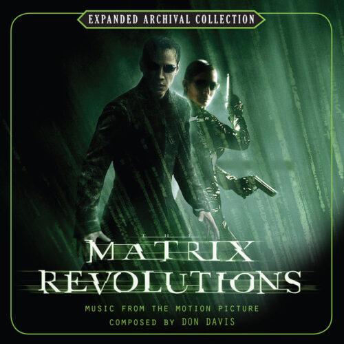 دانلود موسیقی متن فیلم The Matrix Revolutions (انقلابهای ماتریکس)