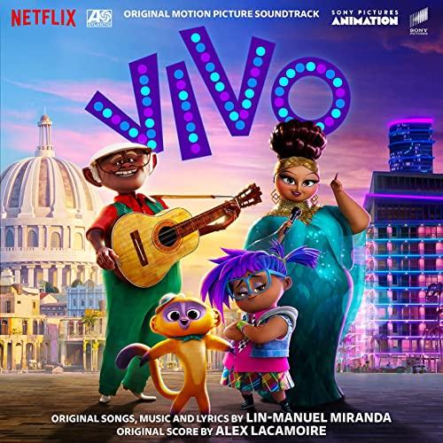 دانلود موسیقی متن انیمیشن Vivo (ویوو)