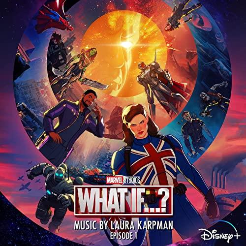 دانلود موسیقی متن سریال انیمیشنی What If (چه می شود اگه ...؟)